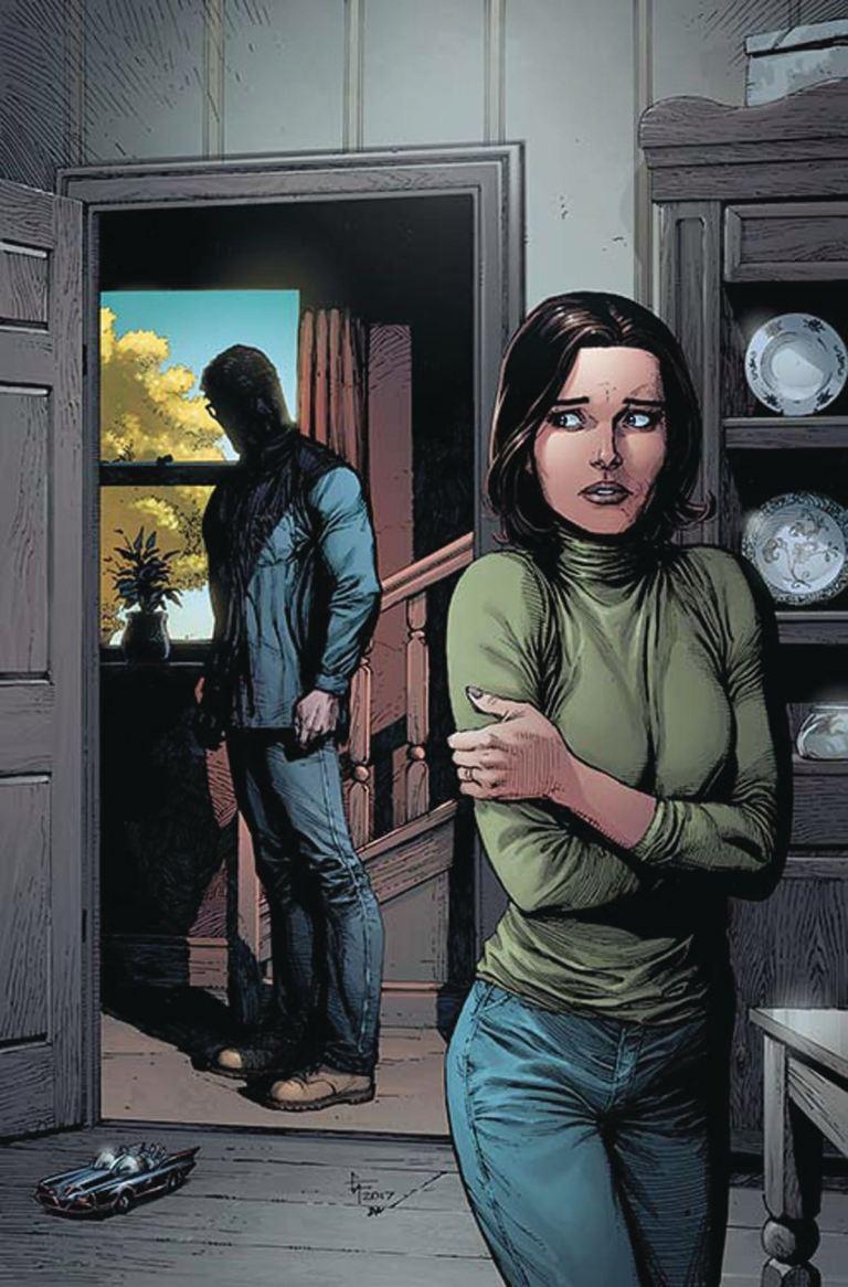Action Comics #974 (Cover B Gary Frank)