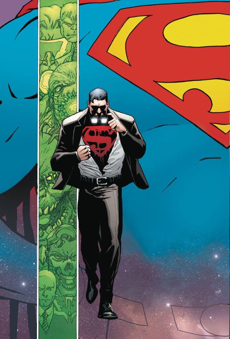 Action Comics #975 (Cover A Patrick Gleason & Mick Gray)