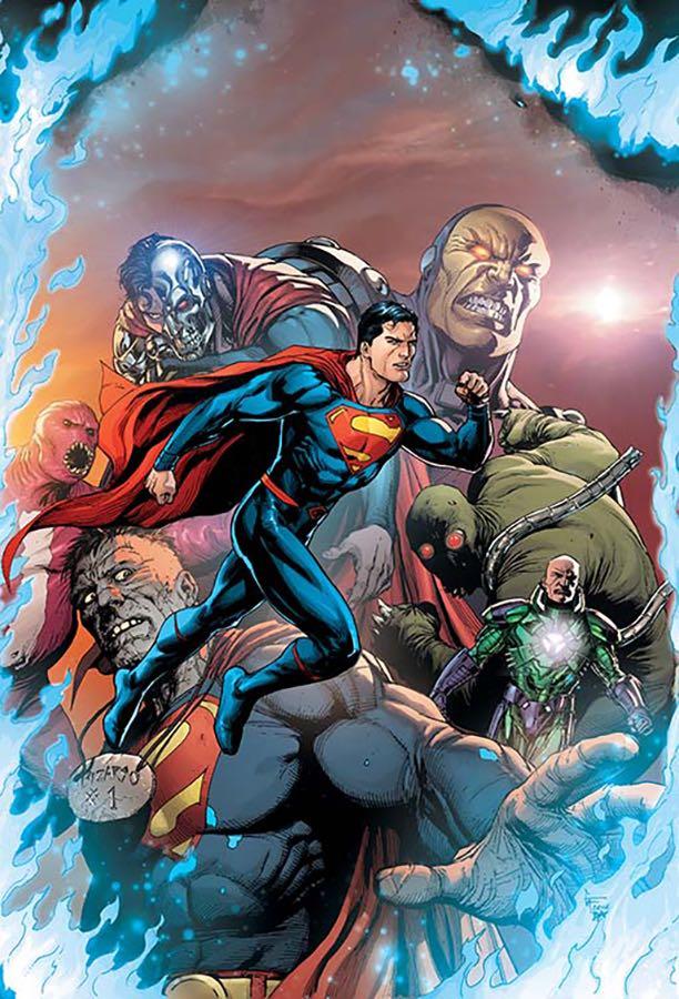 Action Comics #975 (Cover B Gary Frank)