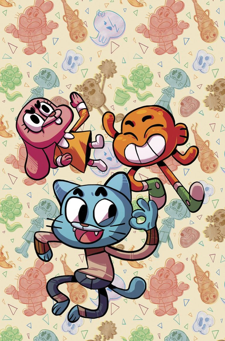 Amazing World Of Gumball 2017 Grab Bag #1 (Cover A Naomi Franquiz)