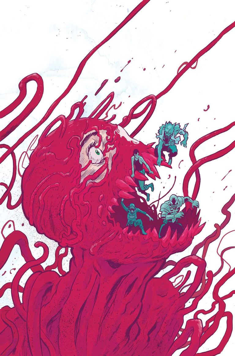 Carnage #16 (Michael Walsh Cover)