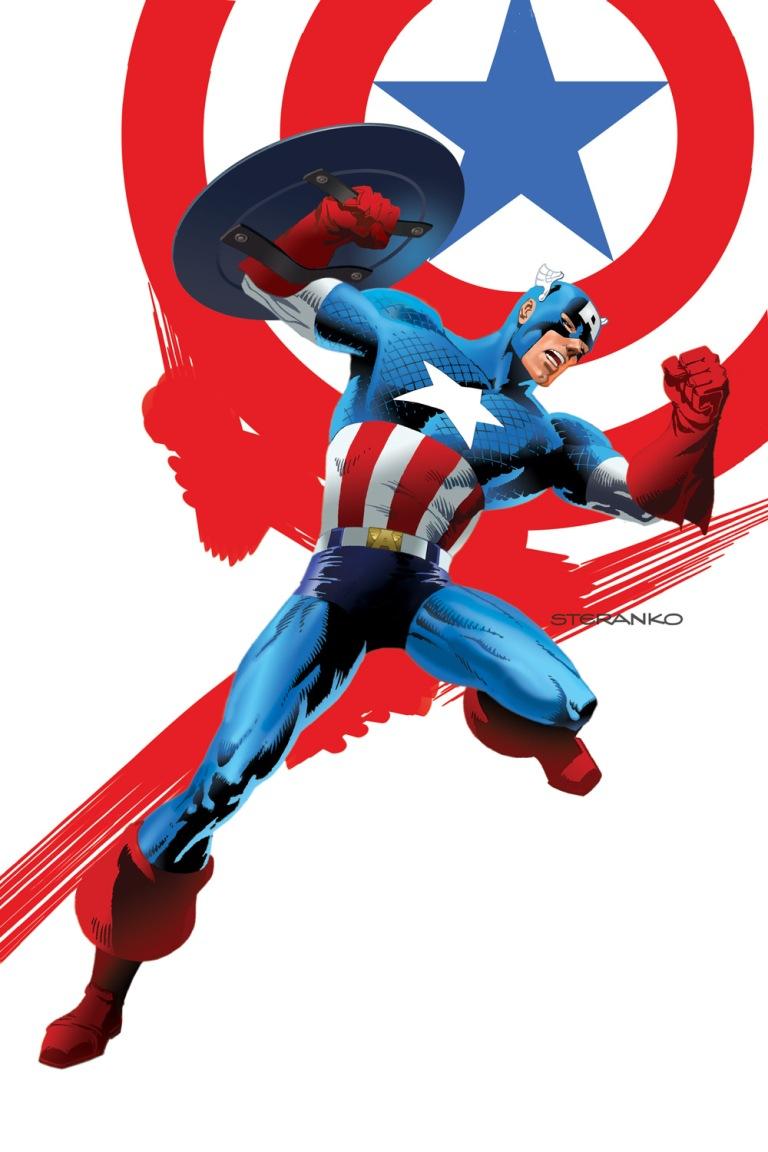 Civil War II #2 (Jim Steranko Variant Cover)