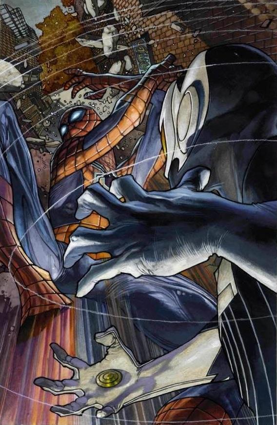 Civil War II Amazing Spider-Man #4 (Simone Bianchi Variant Cover)