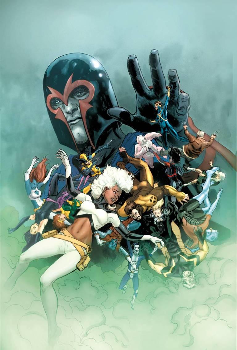 Civil War II X-Men #2 (Victor Ibanez Variant Cover)