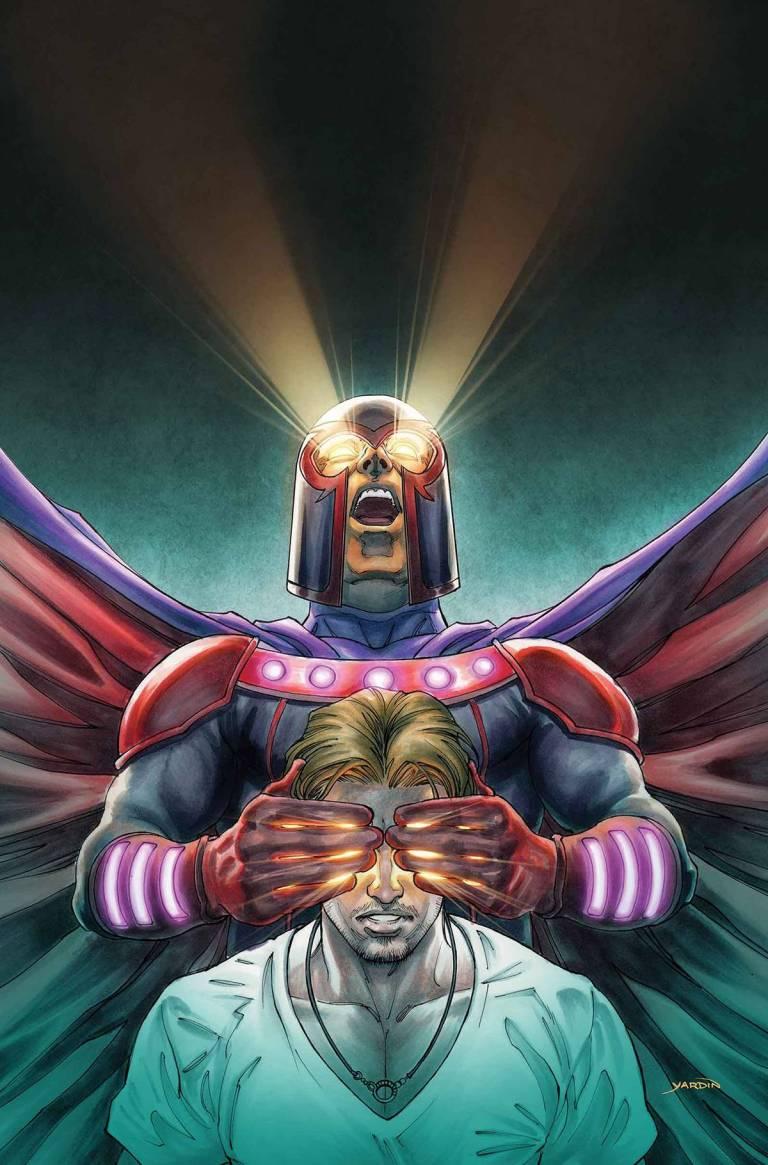 Civil War II X-Men #4 (David Yardin Regular Cover)
