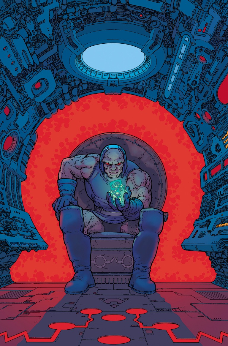 Darkseid Special #1 (Chris Burnham Cover)