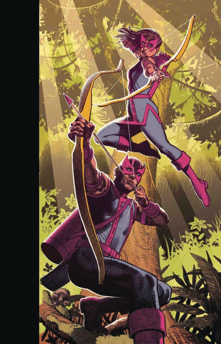 Generations Hawkeye And Hawkeye #1 (Cover A Greg Smallwood)