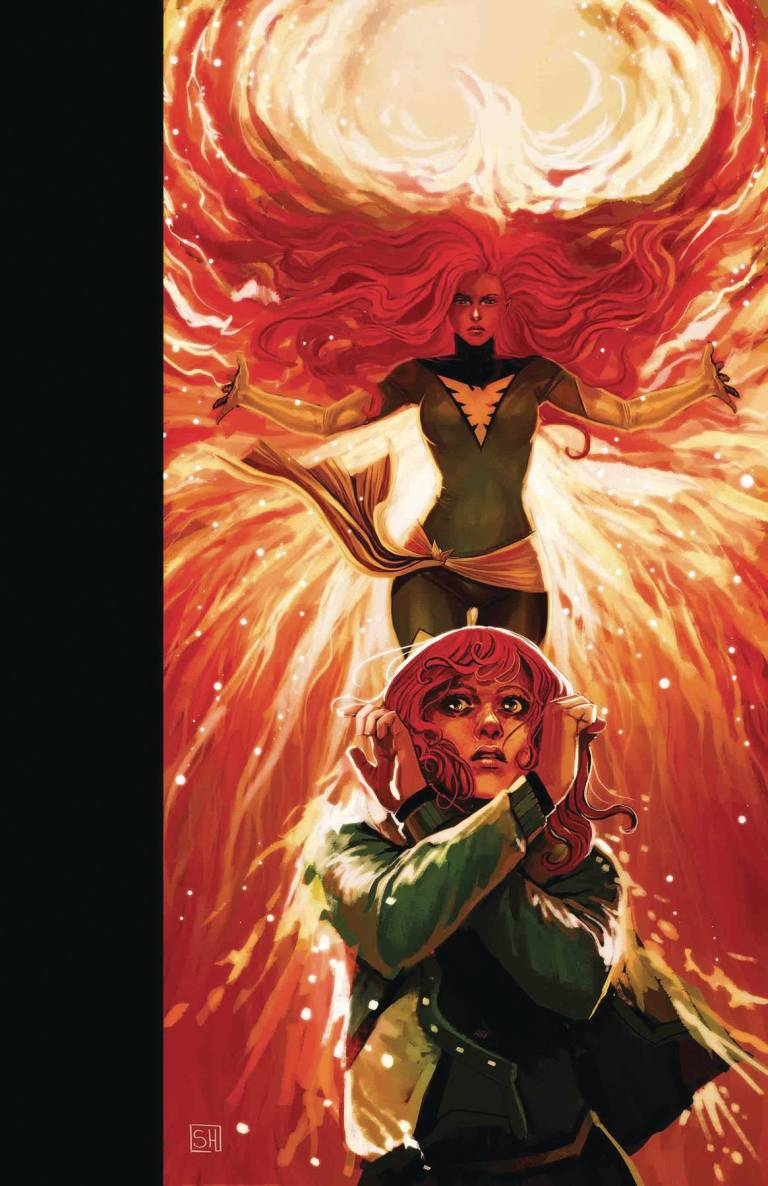 Generations Phoenix And Jean Grey #1 (Cover A Stephanie Hans)