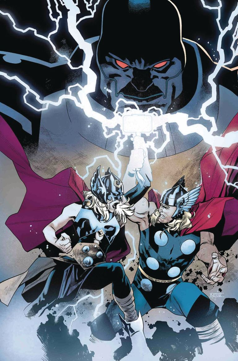 Generations The Unworthy Thor And The Mighty Thor #1 (Cover A Mahmud A. Asrar)