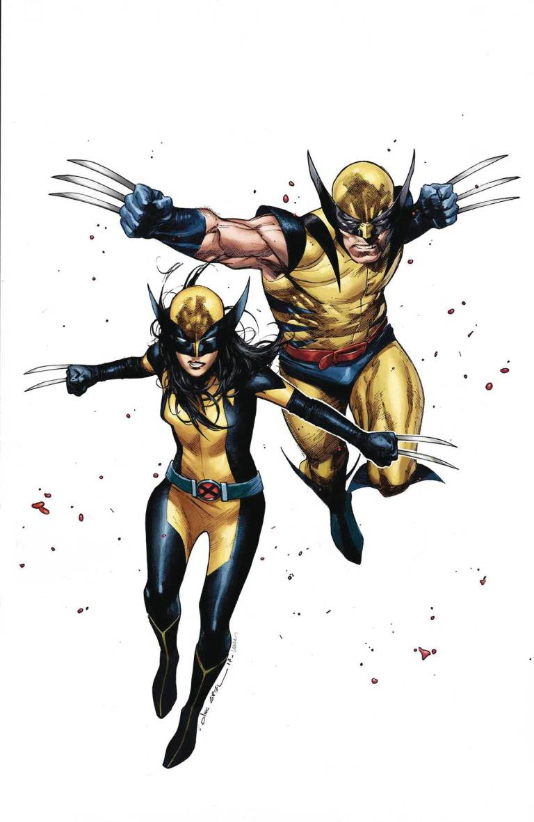 Generations Wolverine And All-New Wolverine #1 (Cover B Olivier Coipel)