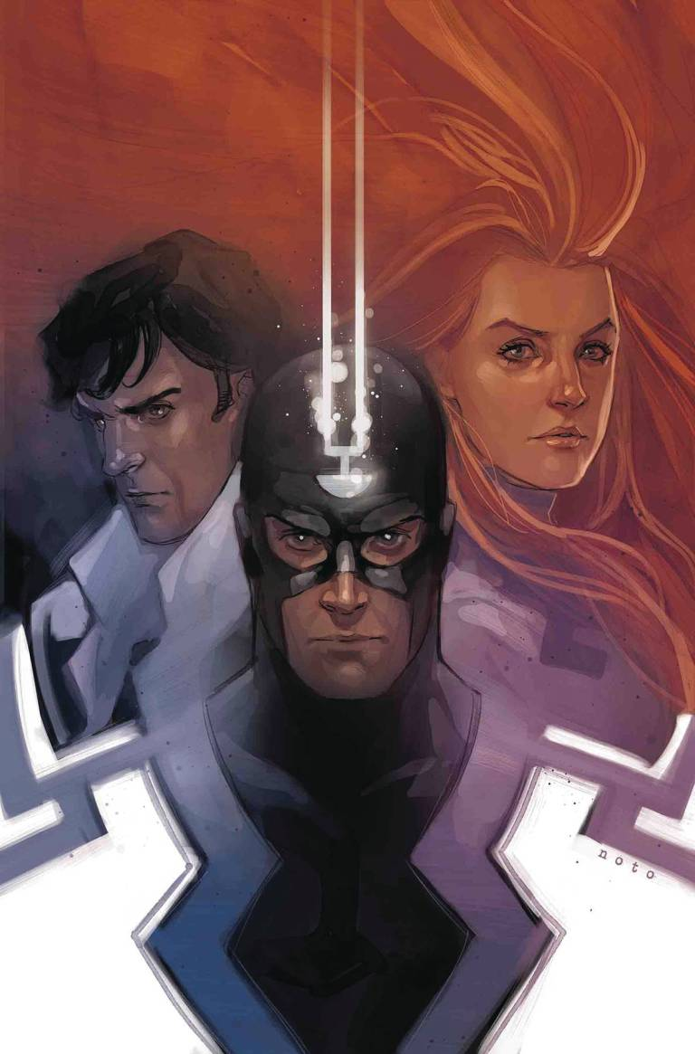 Inhumans Once And Future Kings #1 (Cover C Phil Noto Character Variant)