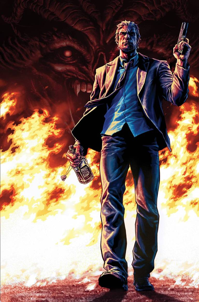 Lucas Stand #1 (Cover A Lee Bermejo)