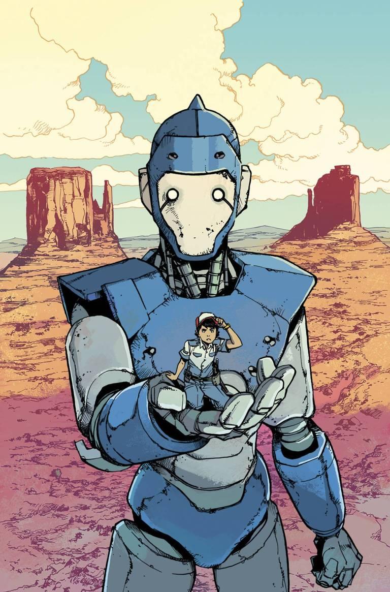 Mech Cadet Yu #1 (Cover A Takeshi Miyazawa)