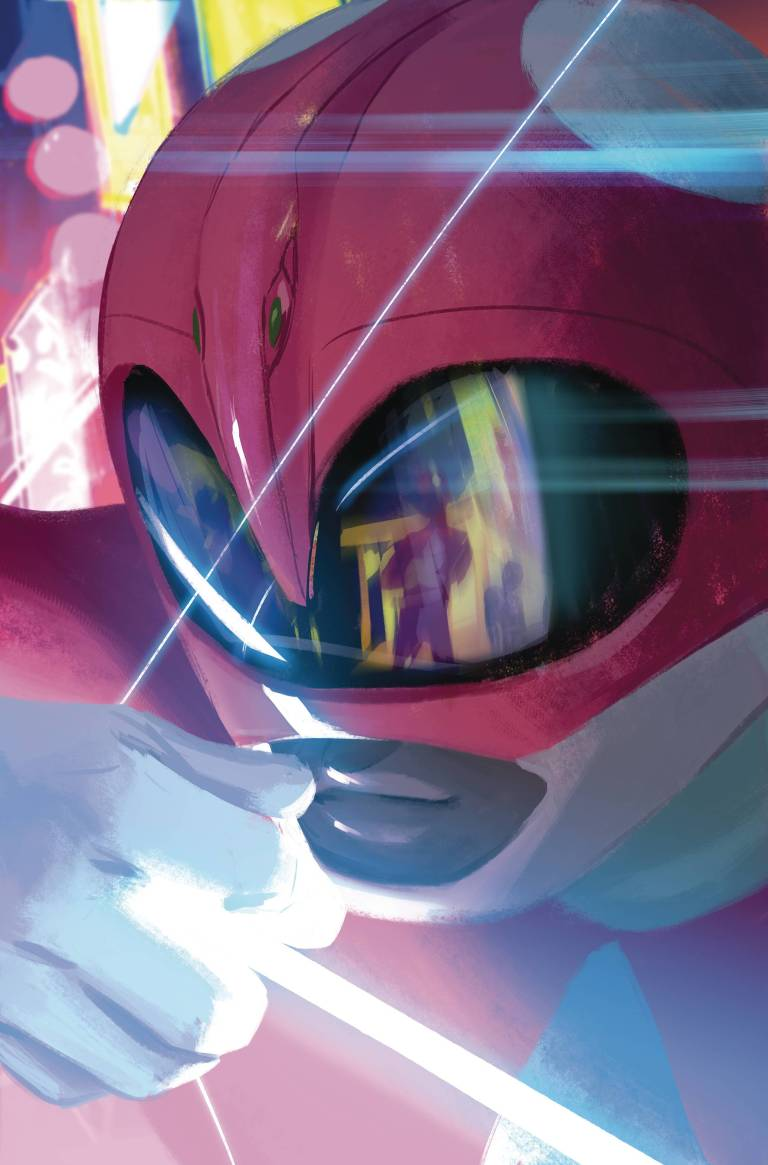 Mighty Morphin Power Rangers Pink #1 (Cover C Helen Chen)