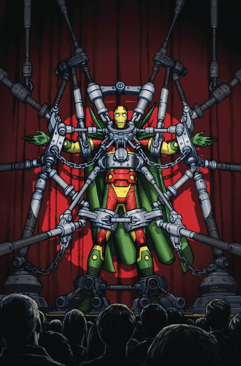 Mister Miracle #1 (Cover A Nick Derington)