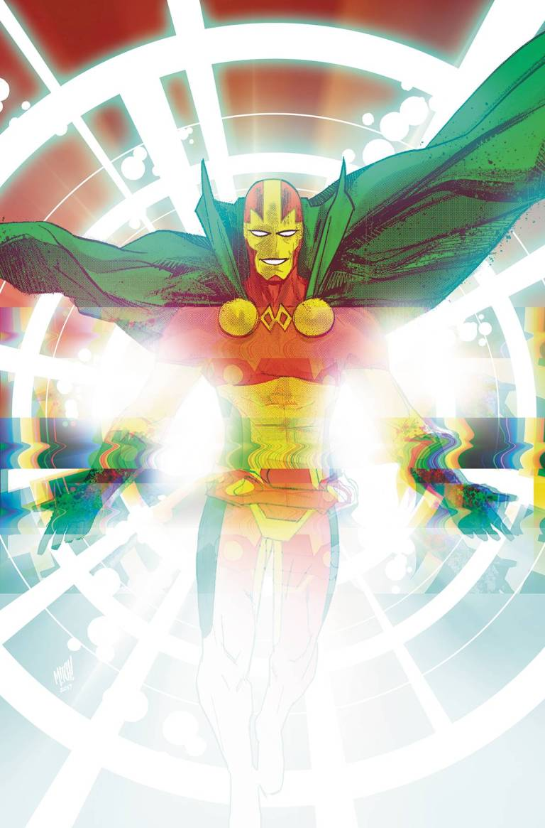 Mister Miracle #1 (Cover B Mitch Gerads)