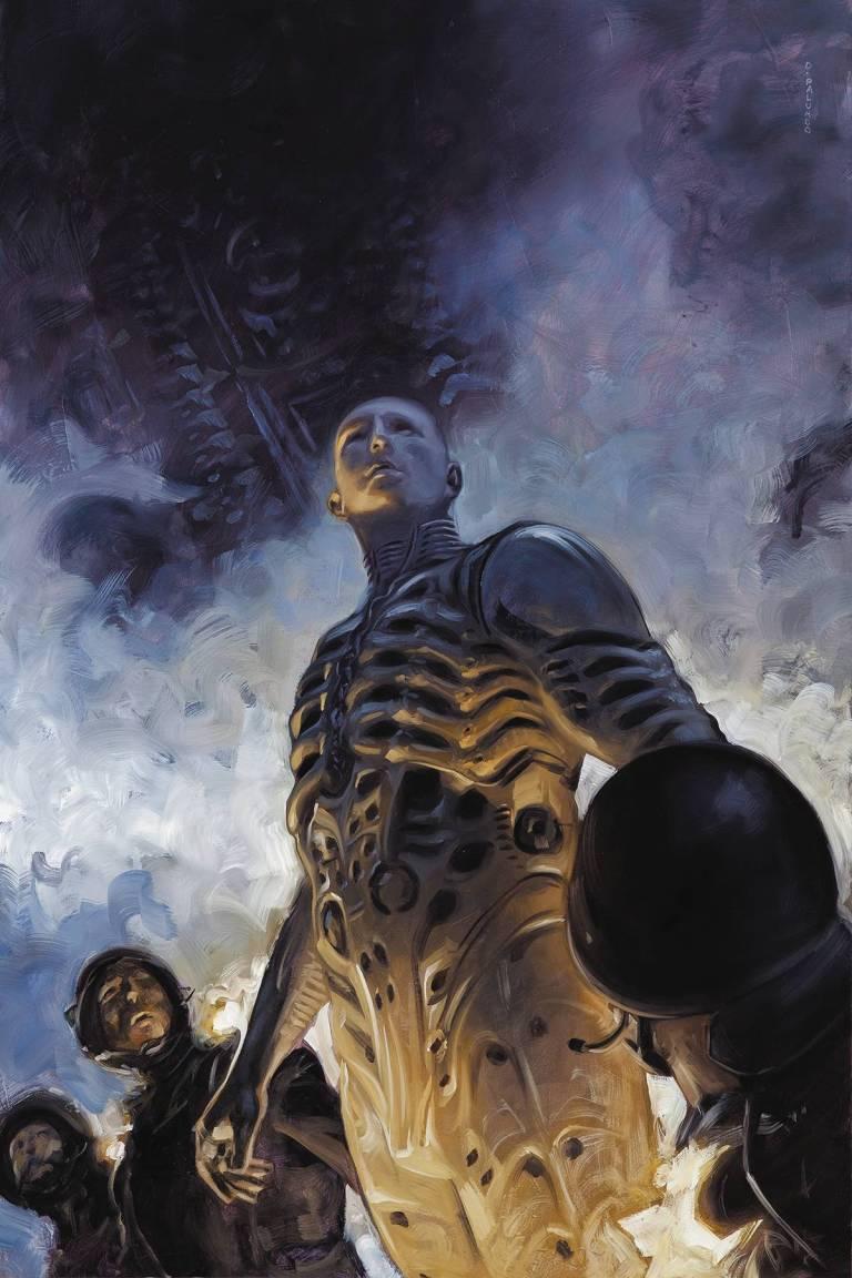 Prometheus Life And Death #1 (Cover A David Palumbo)