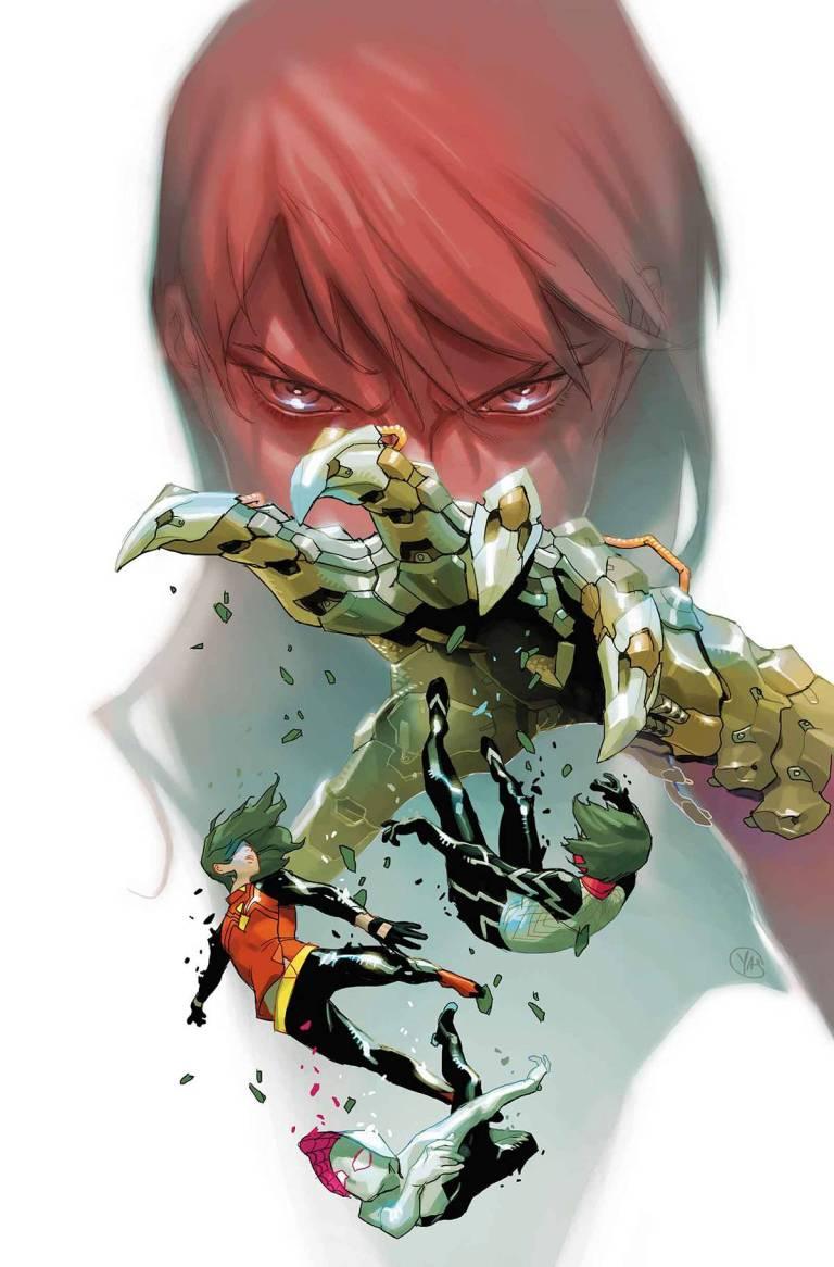 Spider-Women Omega #1 (Cover A Yasmine Putri)