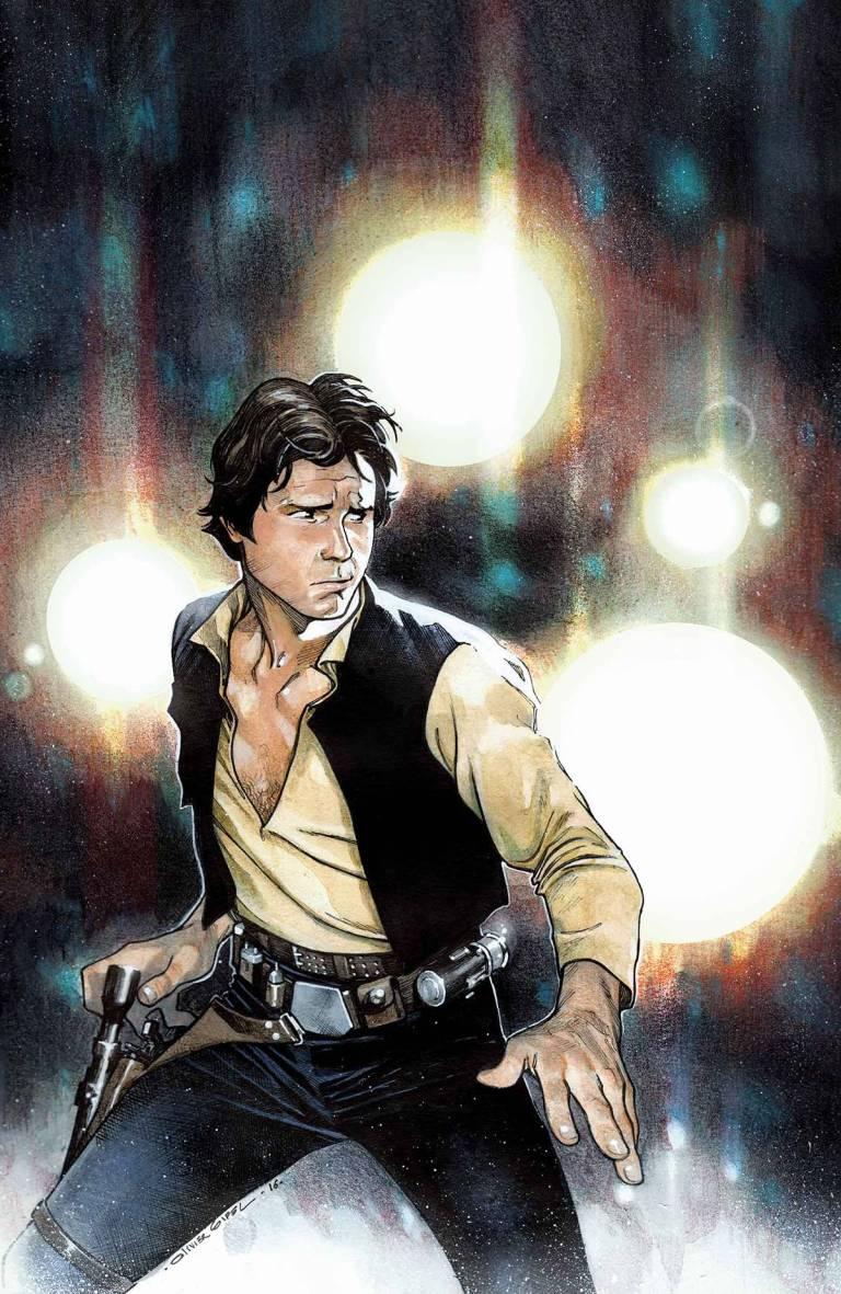 Star Wars Han Solo #4 (Olivier Coipel Regular Cover)