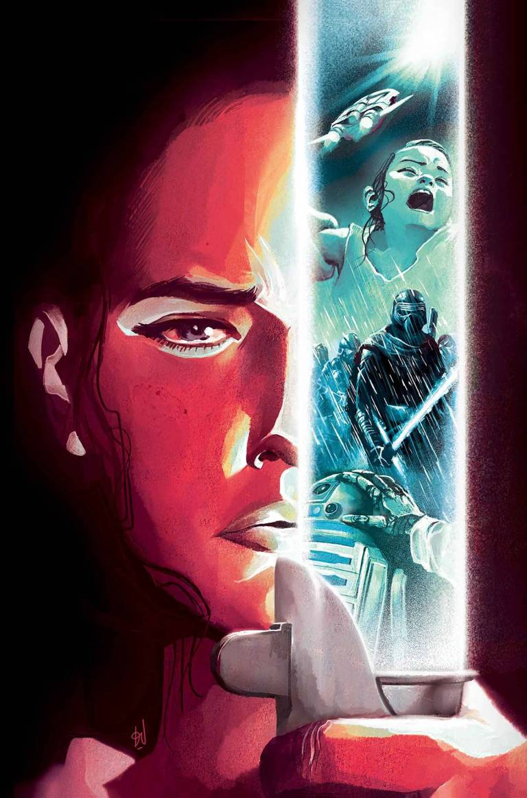 Star Wars The Force Awakens Adaptation #4 (Mike Deodato Regular Cover)