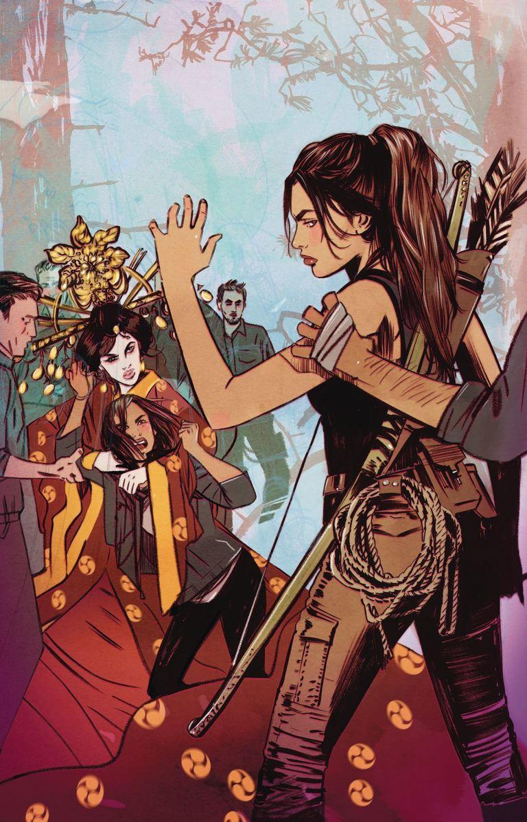 Tomb Raider II #12 (Tula Lotay Cover)