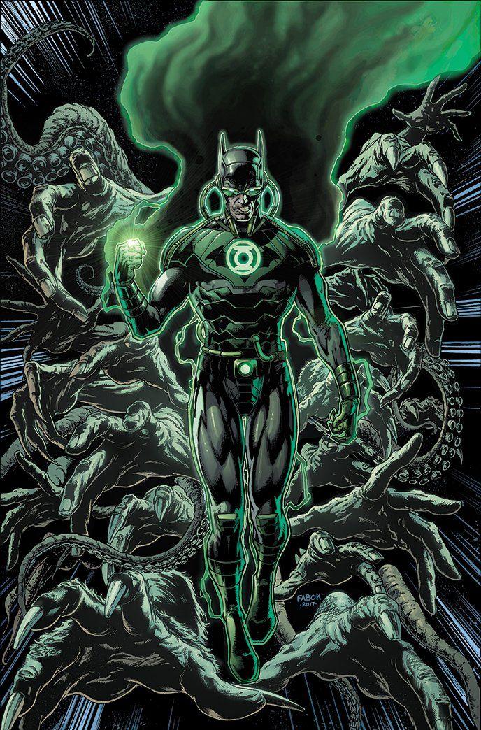 Batman The Dawnbreaker #1 (Brad Anderson & Jason Fabok Cover)
