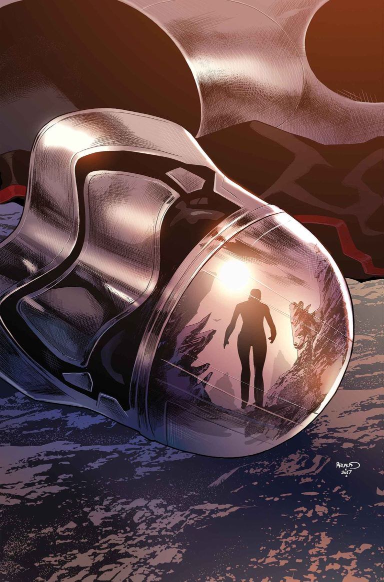 Journey To Star Wars The Last Jedi Captain Phasma #3 (Cover A Paul Renaud)