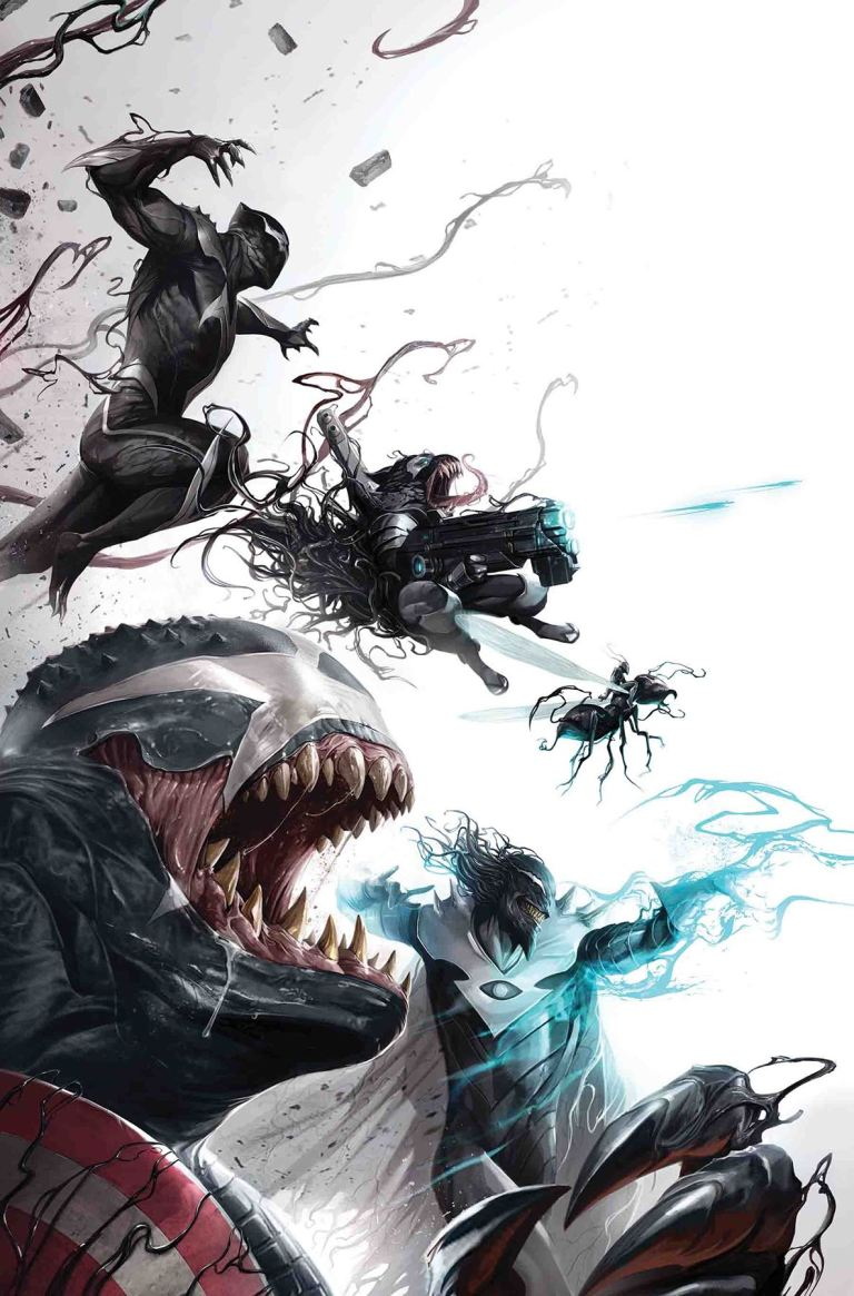Venomverse War Stories #1 (Cover A Francesco Mattina)
