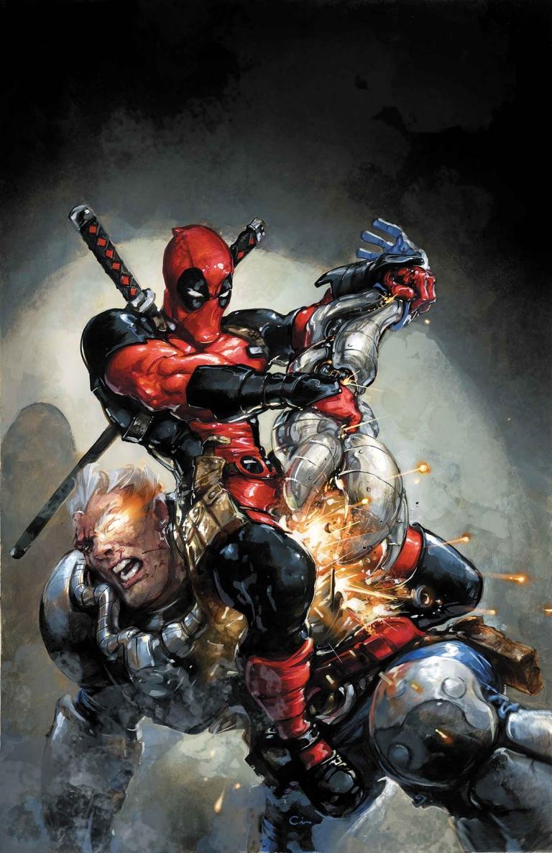 Despicable Deadpool #287 (Cover B Clayton Crain Promo Variant)
