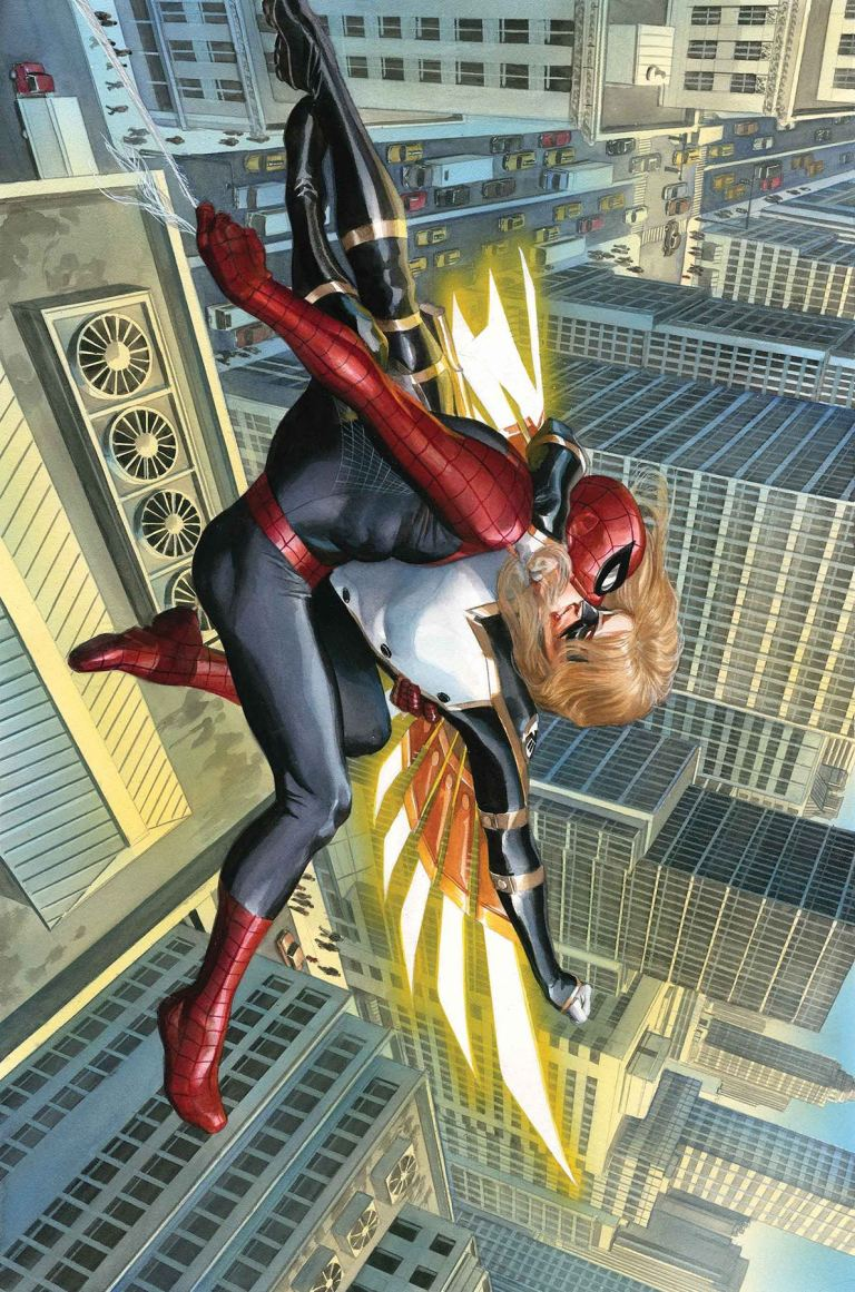 Amazing Spider-Man #791 (Alex Ross Cover)