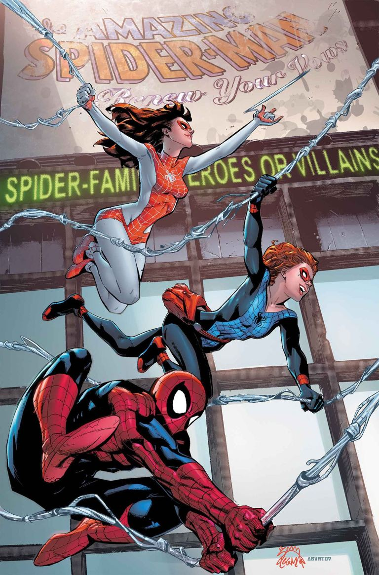 Amazing Spider-Man Renew Your Vows #13 (Cover A Ryan Stegman)