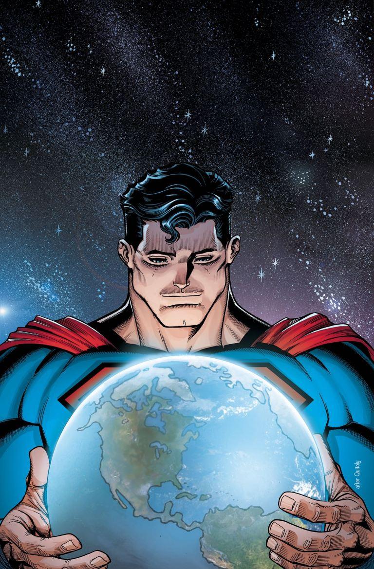 Action Comics #989 (Cover A Nick Bradshaw)