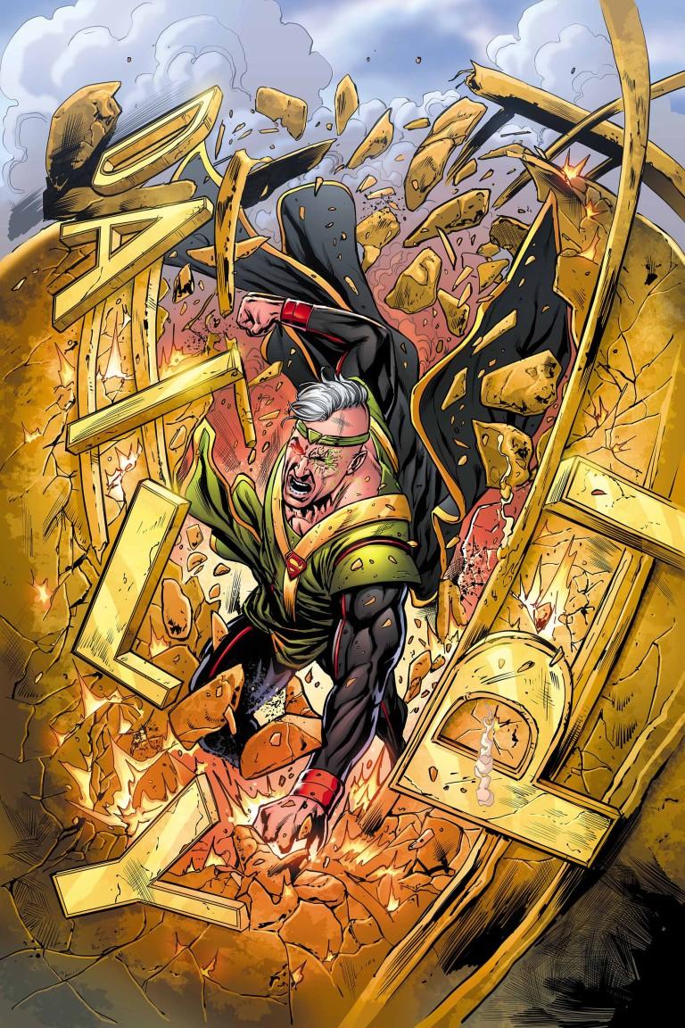 Action Comics #989 (Cover C Neil Edwards & Jay Leisten)