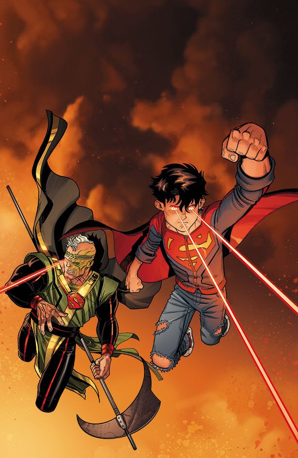 Action Comics #990 (Cover B Nick Bradshaw Standard Edition)