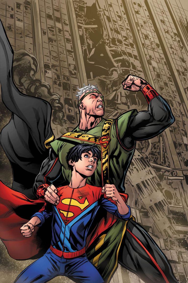 Action Comics #990 (Cover C Neil Edwards & Jay Leisten)