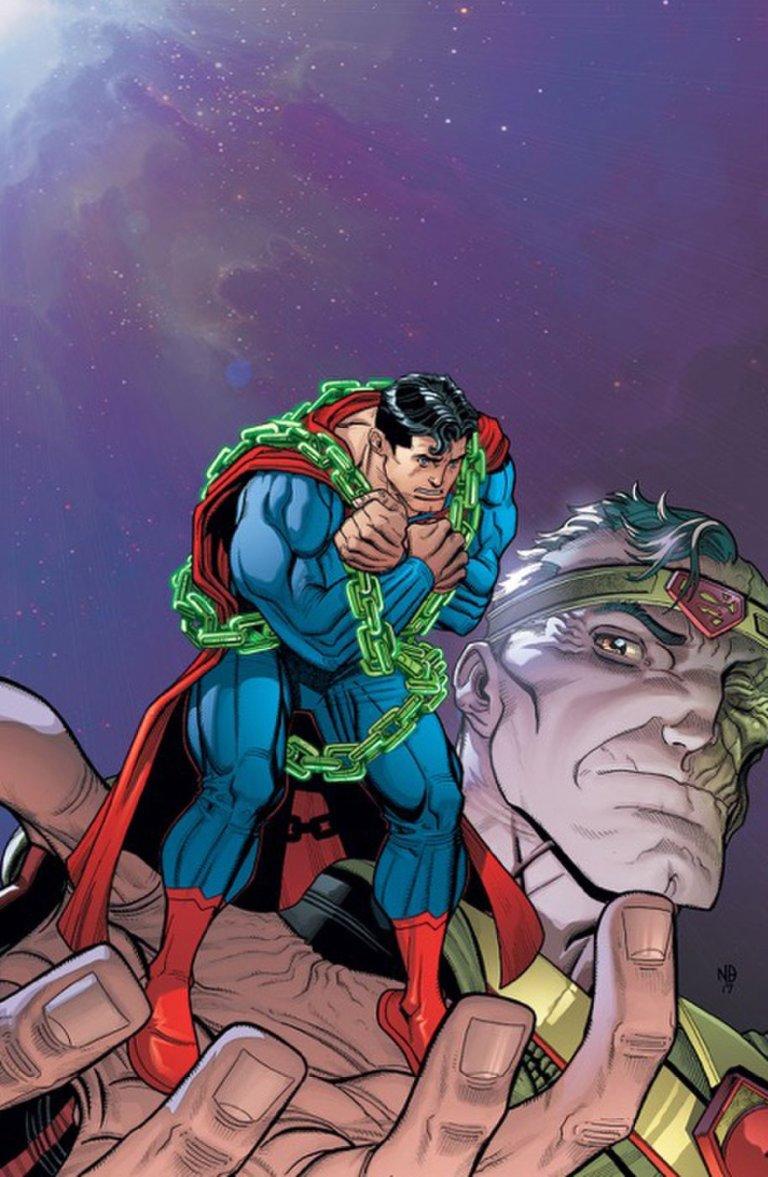 Action Comics #991 (Cover A Nick Bradshaw Lenticular Edition)