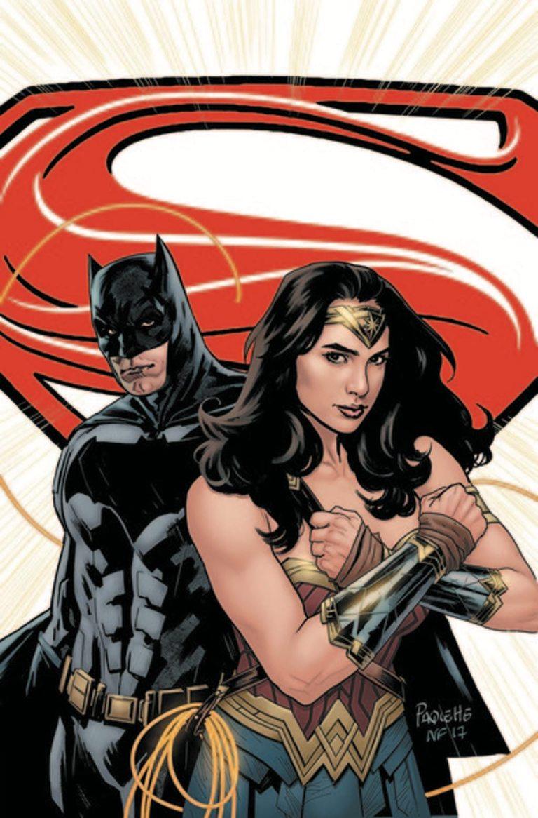 Action Comics #991 (Cover C Yanick Paquette Justice League Movie Variant)