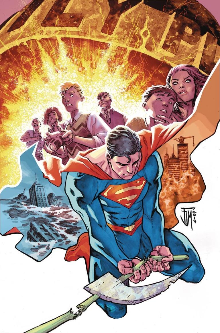 Action Comics #992 (Cover A Francis Manapul)