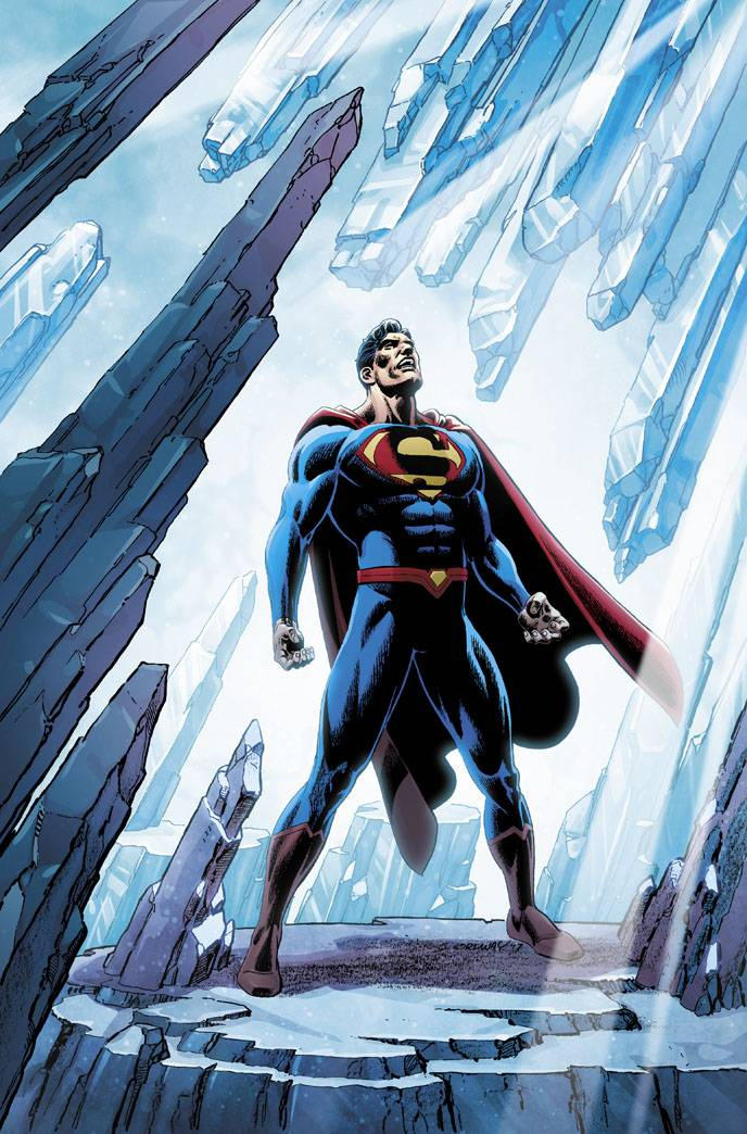 Action Comics #992 (Cover B Jerry Ordway)