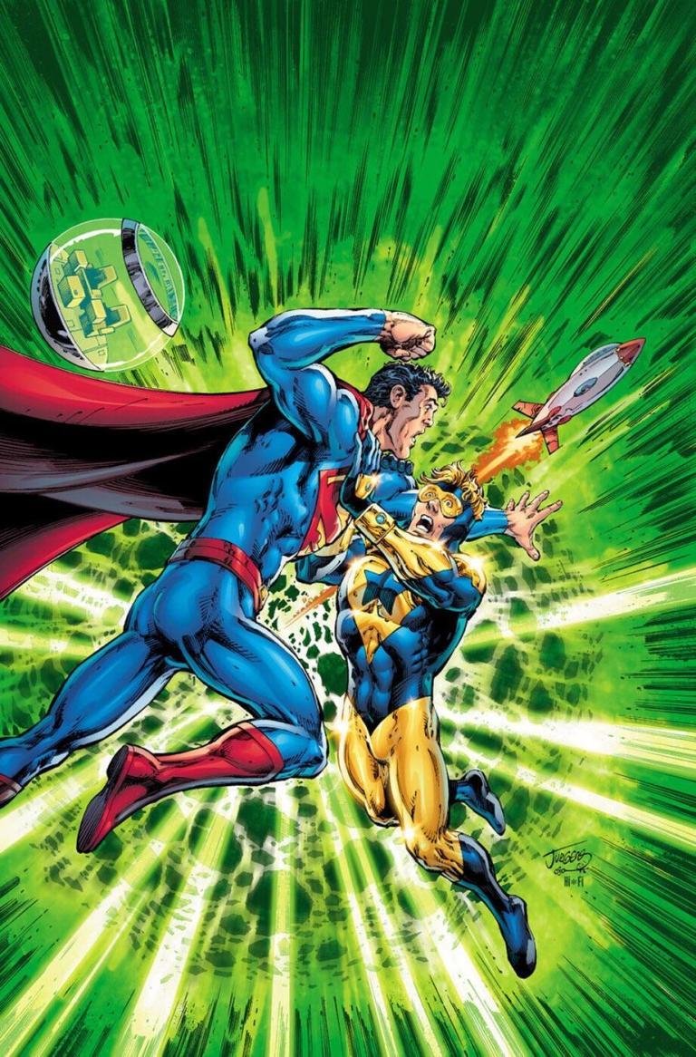 Action Comics #993 (Cover A Dan Jurgens & Trevor Scott)