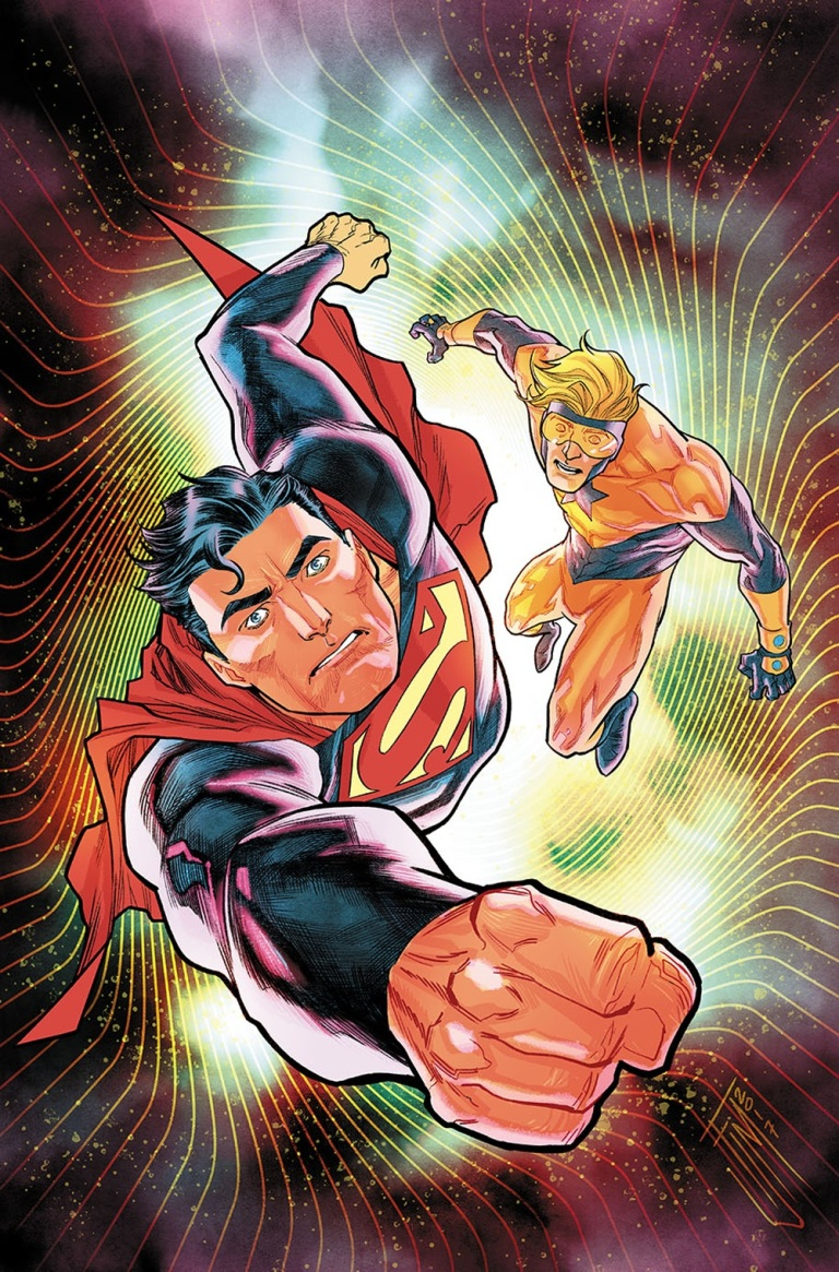 Action Comics #993 (Cover B Francis Manapul)