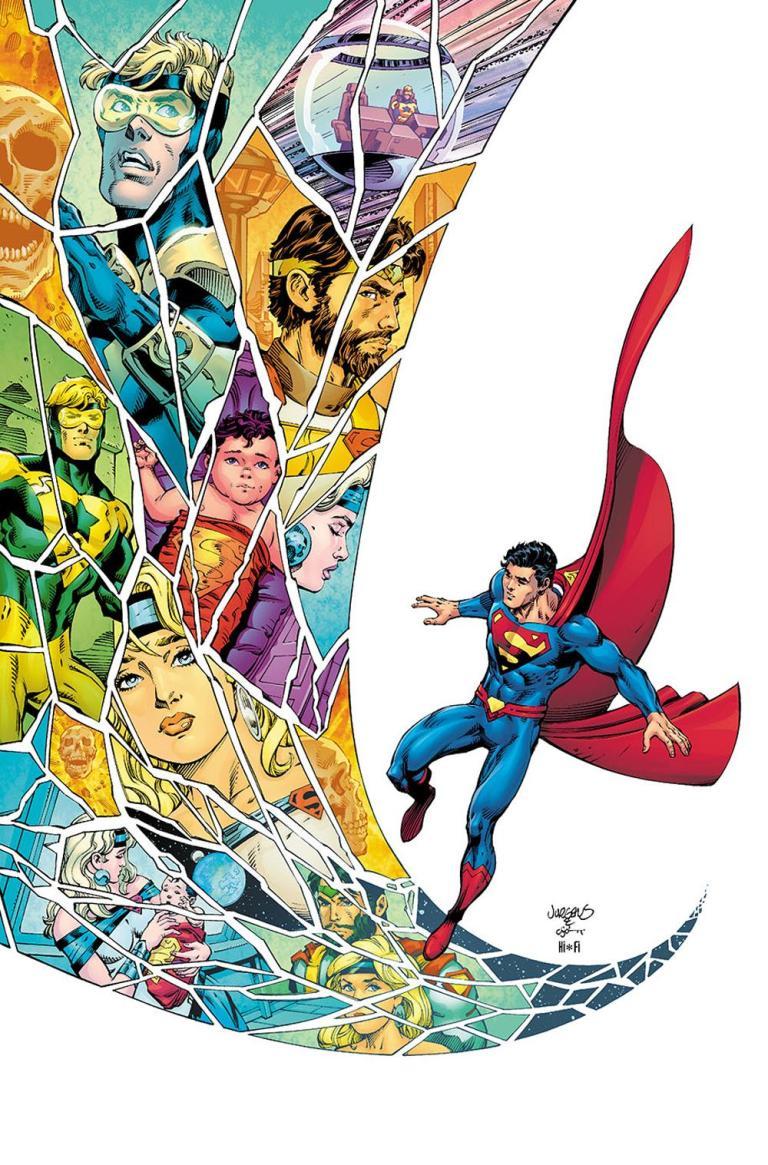 Action Comics #994 (Cover A Dan Jurgens & Trevor Scott)