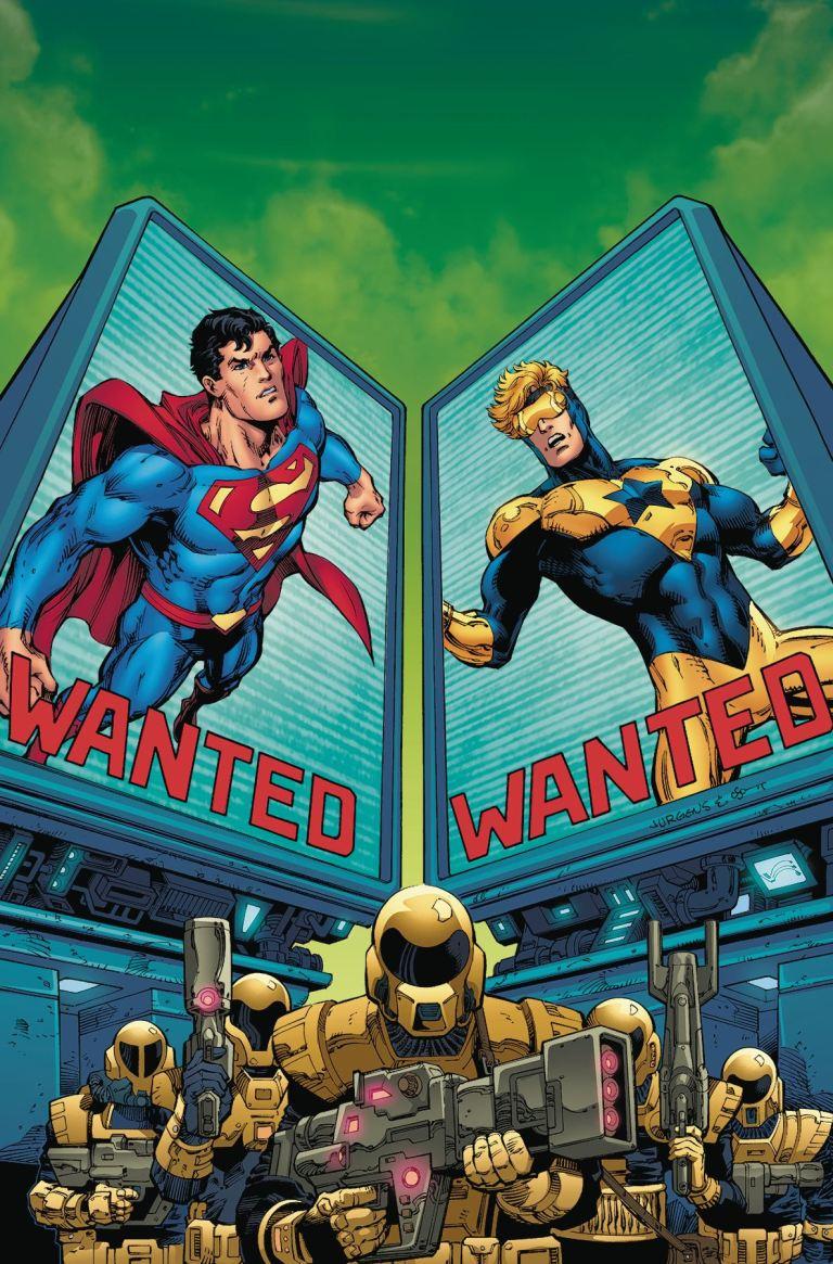 Action Comics #995 (Cover A Dan Jurgens & Trevor Scott)