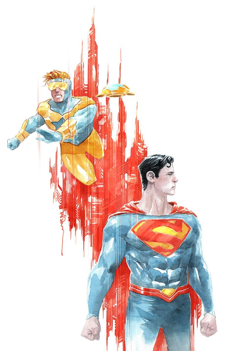 Action Comics #995 (Cover B Dustin Nguyen)