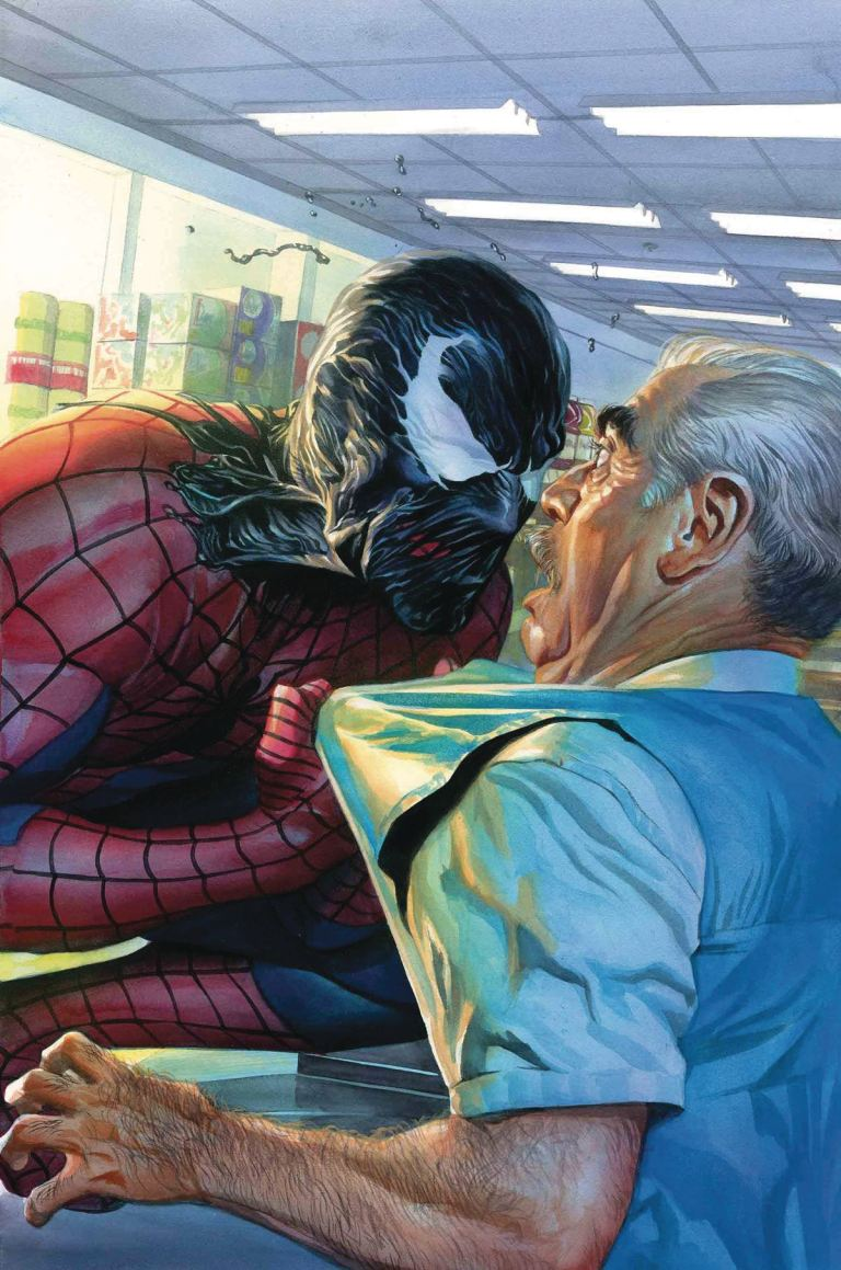 Amazing Spider-Man #793 (Cover A Alex Ross)