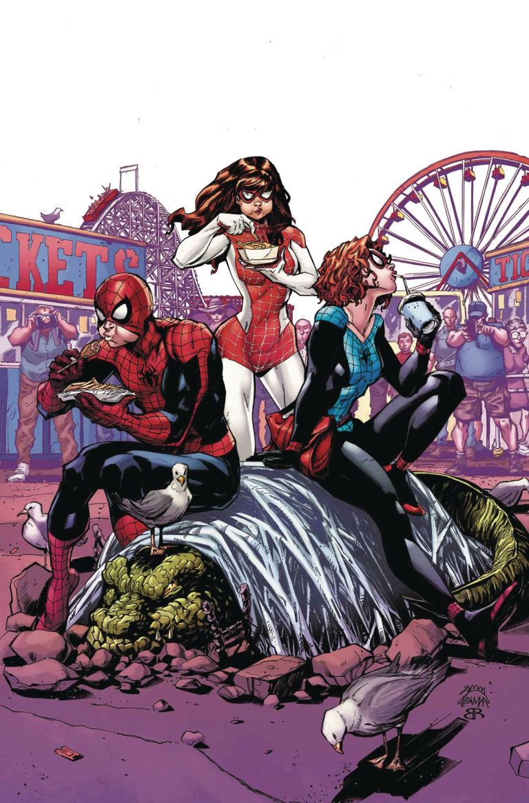 Amazing Spider-Man Renew Your Vows #14 (Ryan Stegman Cover)
