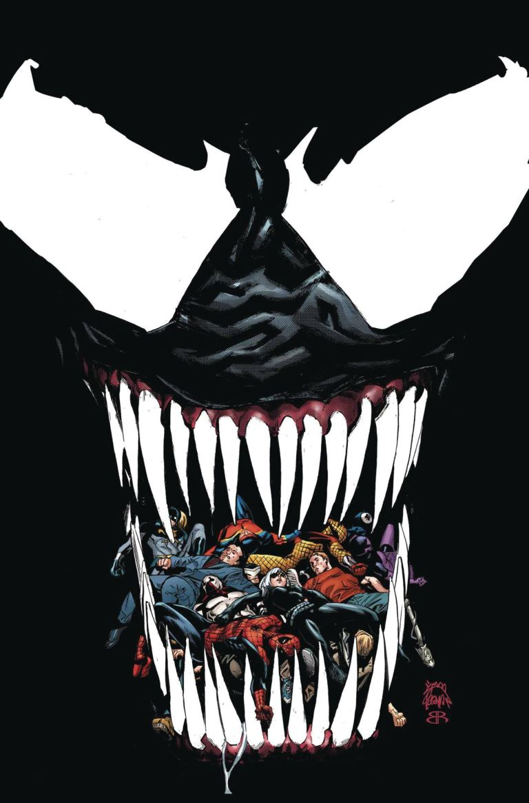Amazing Spider-Man Venom Venom Inc Alpha #1 (Cover A Ryan Stegman)