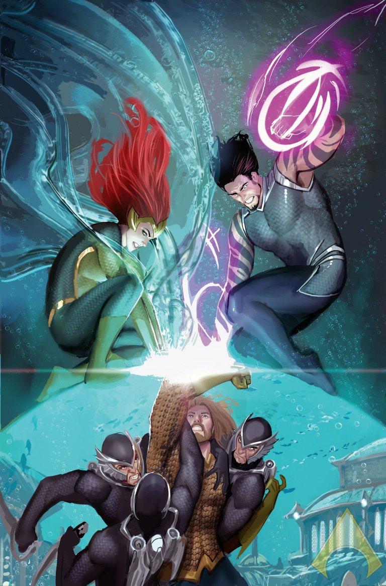 Aquaman #29 (Cover A Stjepan Sejic)