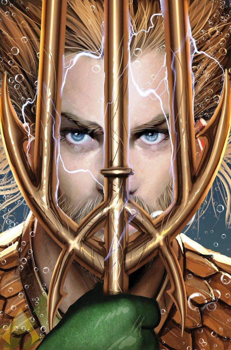 Aquaman #30 (Cover A Stjepan Sejic)