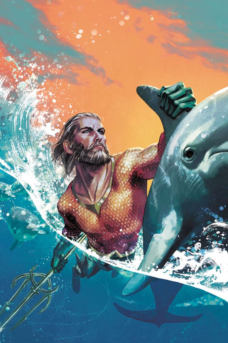 Aquaman #31 (Cover B Joshua Middleton)